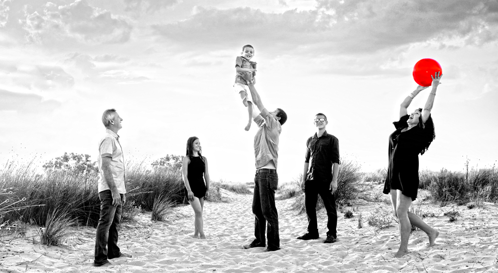 Family Beach Photographer Adelaide