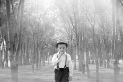 Young Boy Portrait Port Adelaide