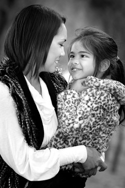 Mother & Daughter Photography