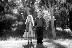Childrens Park Location Portraits