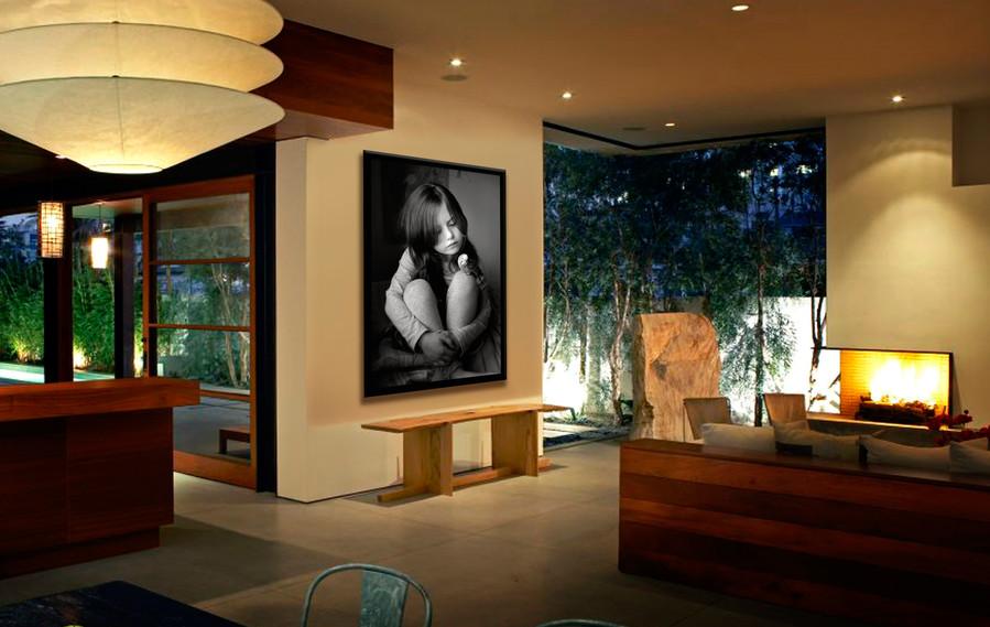 Customised Wall Art Portrait