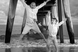 Fun Beach Portraits Adelaide
