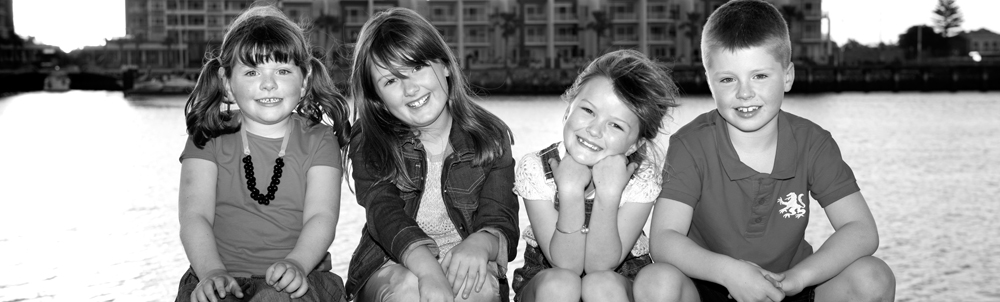 Childrens Family Portraits Adelaide