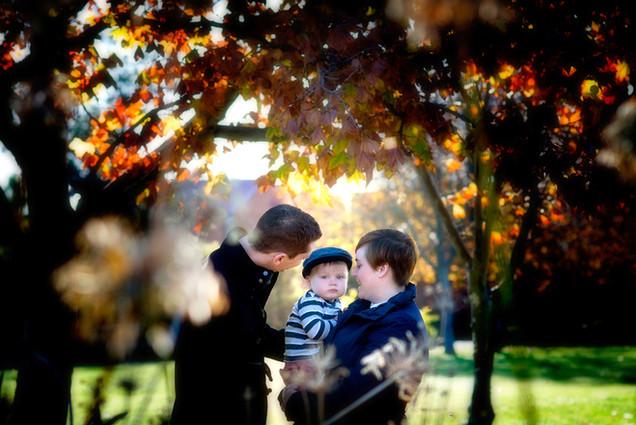 Autumn Family Portraits Adelaide