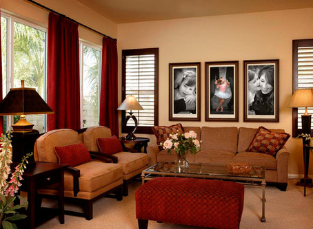 5 Ways to Create A Family Portrait To Suit Your Home Without Feeling Like A Narcissist