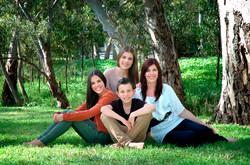 Family Portriat, Morialta, Rostrevor