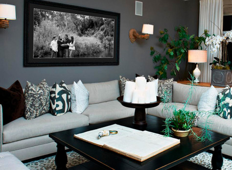 Top 5 Interior Design Tips For Planning a Family Portrait To Hang In Your Home