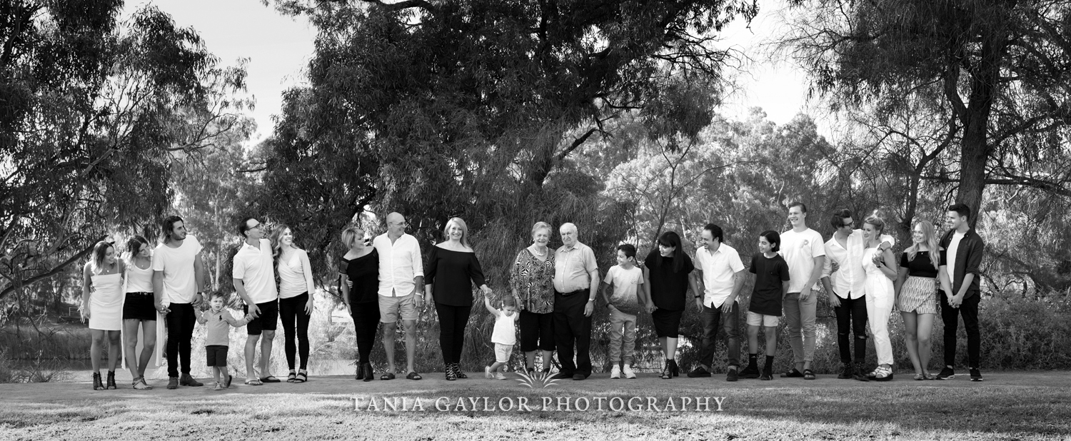 Large Family Portraits Adelaide