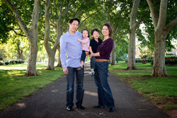 Adelaide Portraits Family