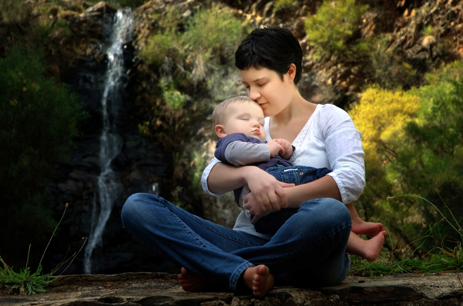 Mother & Child Portrait