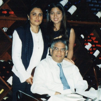 Reflections on a father's legacy from a third-gen owner of     101-year-old bespoke jeweller H Sena