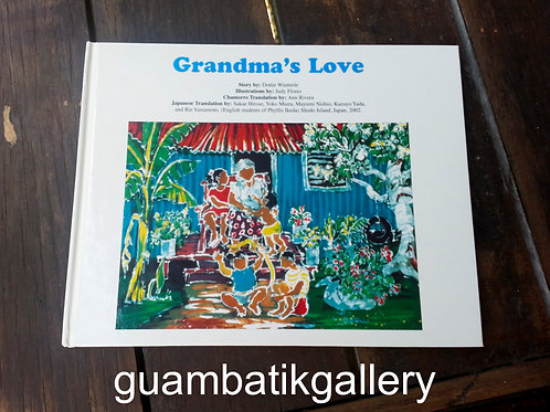 Grandma's Love written by Dottie Wintterle