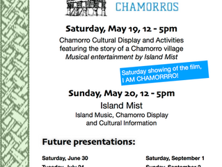 May events to enjoy Chamorro Culture!