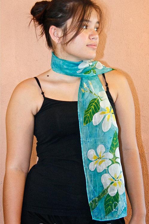 (BALANCE PAYMENT) FOR OOAK Designed Batik Scarf