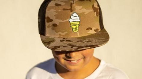 Camo Hat | John's x Katy Spore Collection