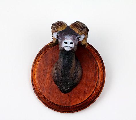 Малая скульптурная форма «Чубуку»