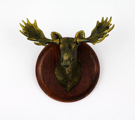 Малая скульптурная форма «Лось»