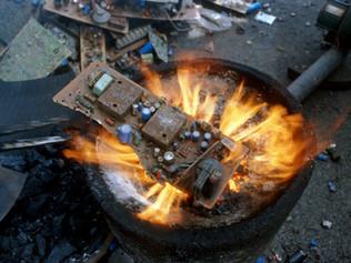 Lixo eletrônico: como tudo começou