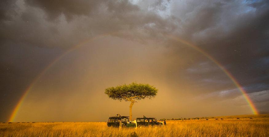 Dave Simpson, Gold guide, Kenya, safari, safaris, KPSGA, Dave Simpson Safaris, www.davesimpsonsafaris.com, luxury adventure, camping, photographic, photography, family, private, exclusive, wild, fun, amazing, affordable, sunset, rainbow, Maasai Mara, Kenya