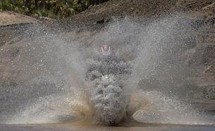 motor bike, ride, www.davesimpsonsafaris.com, camping, safari, Kenya, Suguta