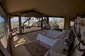 Sarara lodge, Kenya, Samburu, sarai, tent, room, comfortable, www.davesimpsonsafaris.com