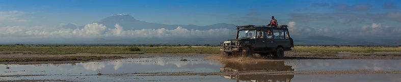 Mount Kilmanjaro, www.davesimpsonsafaris.com, safari, camping, Amboseli, vehicle, Kenya, Maasai
