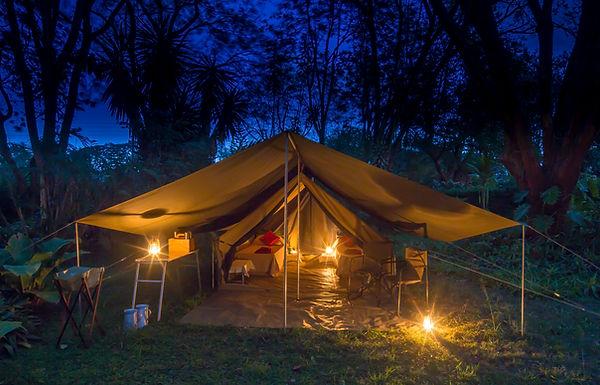 www.davesimpsonsafaris.com, camping, Kenya