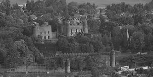 Gonder, castle, www.davesimpsonsafaris.com, safari, King Fasiladas.