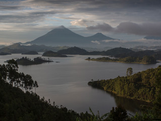Lake Mutanda - Southern Uganda