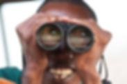 samburu, looking, binoculars, safari, camping, Kenya, searching, spotting, crew, driver, www.davesimpsonsafaris.com