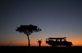 dawn, sunrise, early, morning, colours, camping, Maasai Mara, Kenya, safari, www.davesimpsonsafaris.com