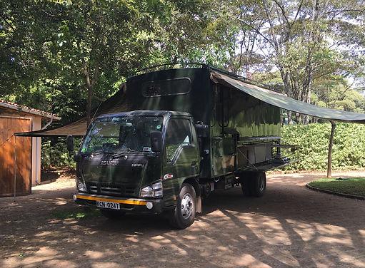 www.davesimpsonsafaris.com, mobile camp, camping, design, light weight, fun, Kenya