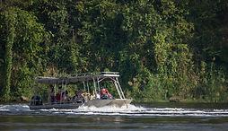 www.davesimpsonsafaris.com, Uganda, safari, adventure, Murchison Falls, Nile, River, boat