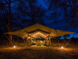 Camping in Meru
