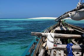 Coast, Tanzania, boat, sand, sea, dhow, www.davesimpsonsafaris.com, safari, camping, fun, adventure