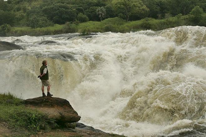 www.davesimpsonsafaris.com, Uganda, safari, adventure, Murchison Falls, Nile, River