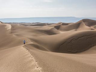 The Dunes of the Suguta