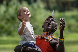 Samburu, fun, child, kid, caring, sharing, safari, Kenya, www.davesimpsonsafaris.com