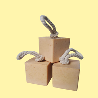 Tumeric + Shea Butter Cleansing Cube