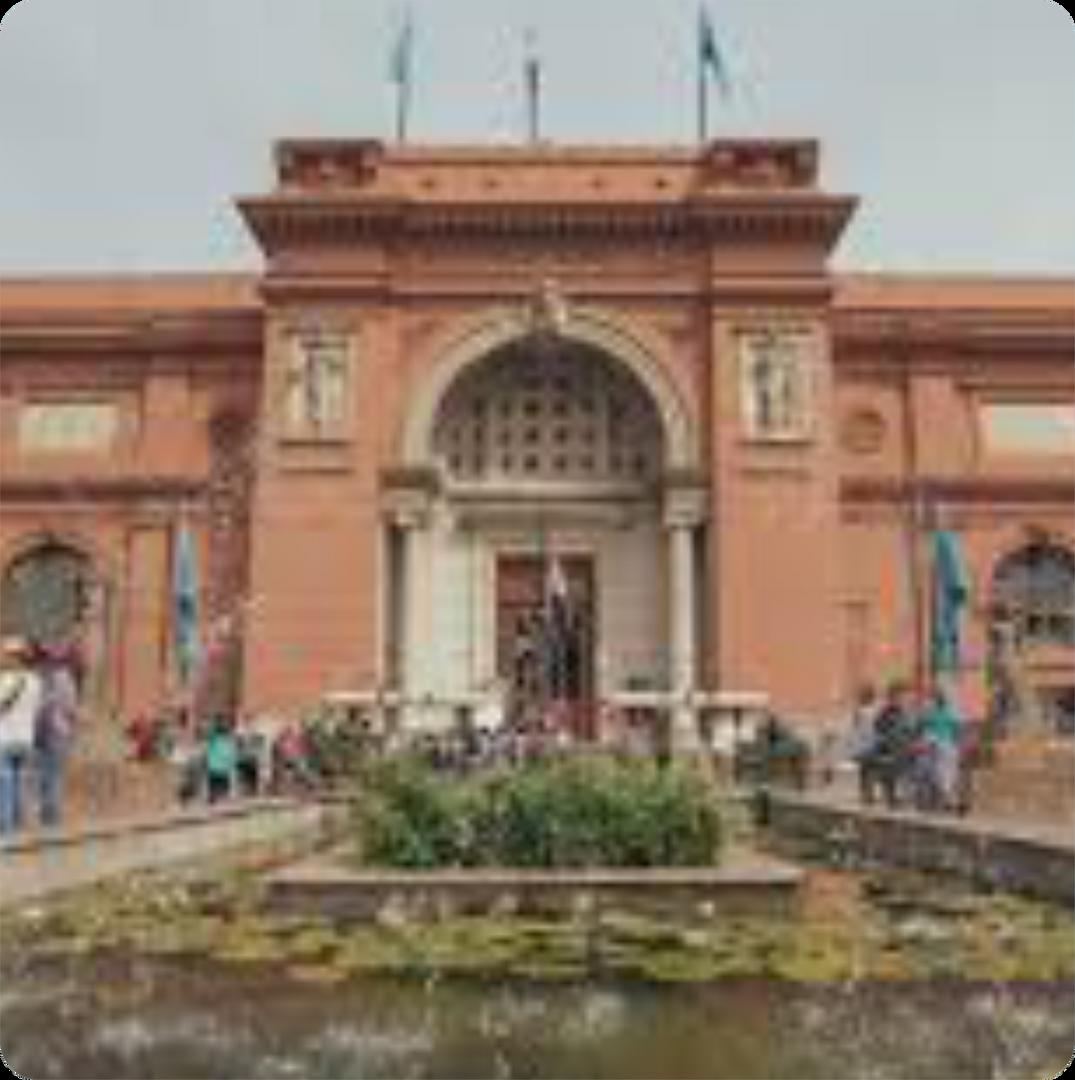 Explore the Cairo Museum