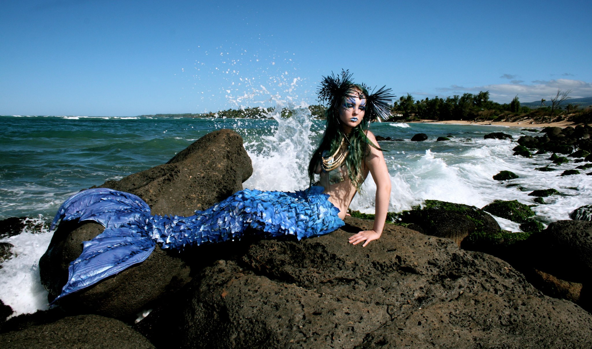 Maui Mermaid Tail