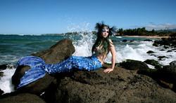 Maui Mermaid Tail