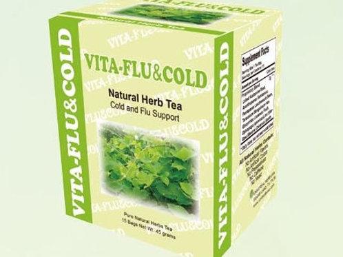 VITA-FLU & COLD TEA
