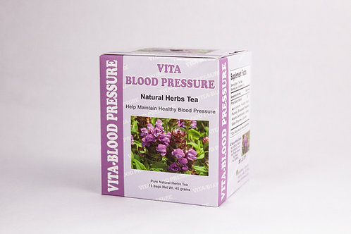VITA-BLOOD PRESSURE TEA