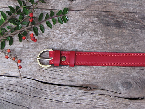 Ladies belt 2,5 cm