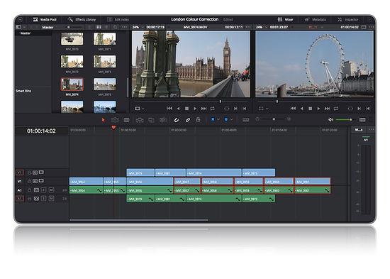 Divinci Resolve Edit Training