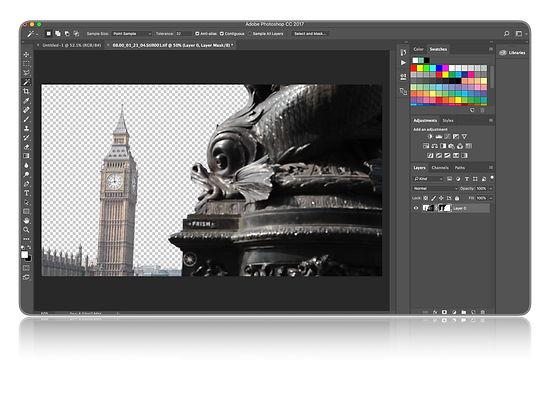 Adobe Photoshop Intermediate Training