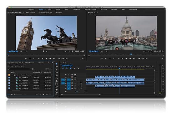 Premiere Pro Training for AVID Editors, UK Training, Cut-it Training