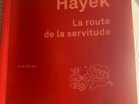 TEXTE. Ecrire les Libertés #Hayek sur le parlement