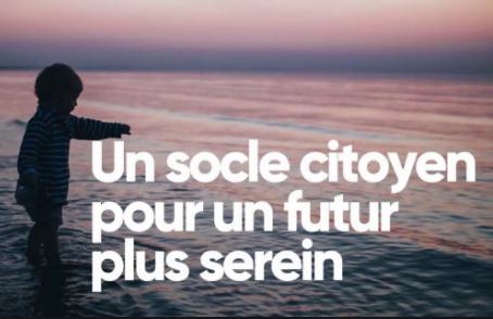 TRIBUNE. Revenu Universel : Plaidoyer pour un « socle citoyen